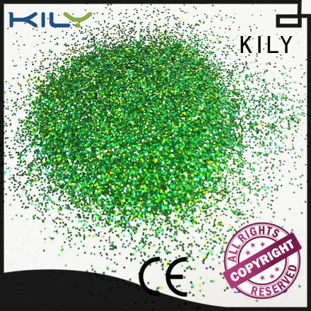 KILY professional holographic glitter series for music festival