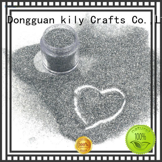 KILY safety fine glitter supplier for handicrafts