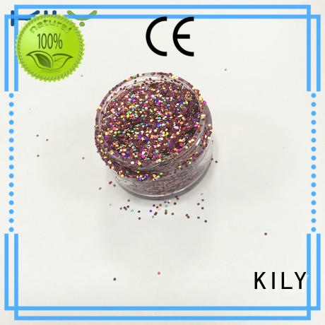 KILY safety holographic glitter wholesale for party
