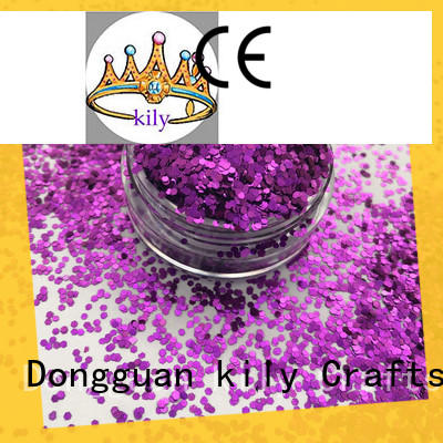 KILY online cosmetic glitter wholesale for beach
