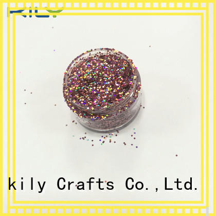 KILY online Holographic Glitter rose for Halloween