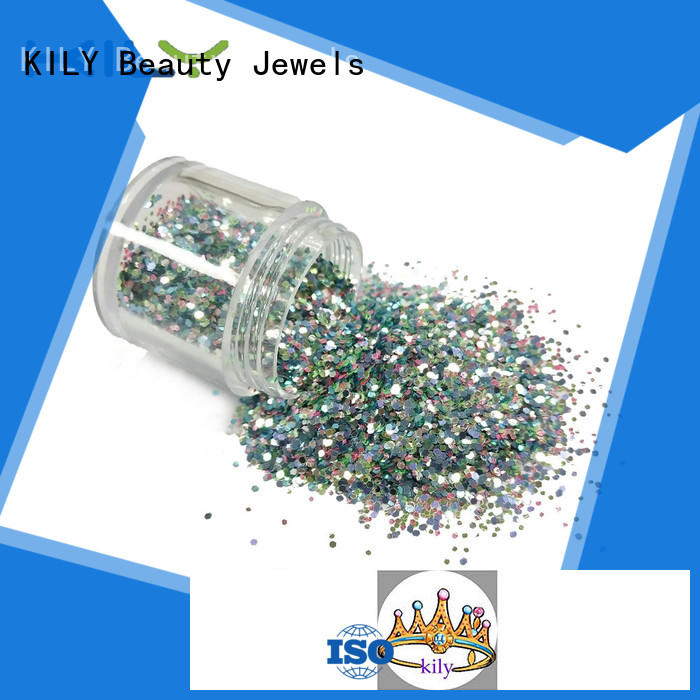 KILY safety craft glitter supplier for sport meeting