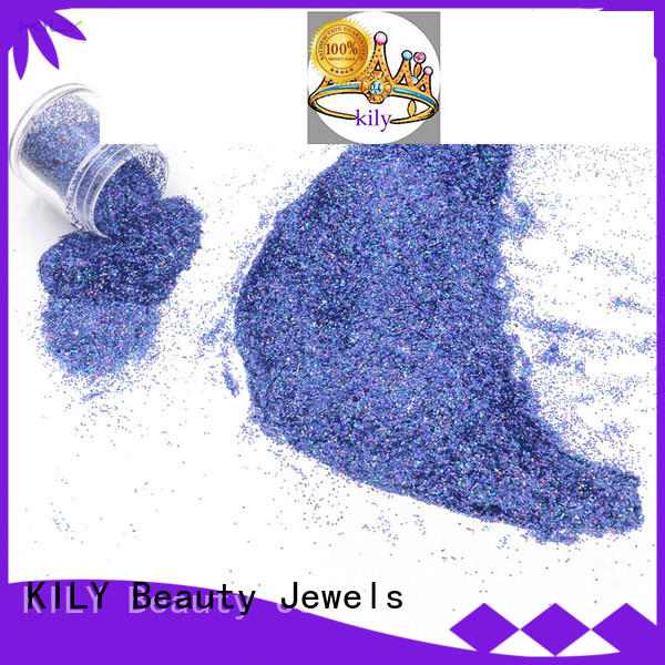 KILY professional holographic glitter wholesale for Christmas