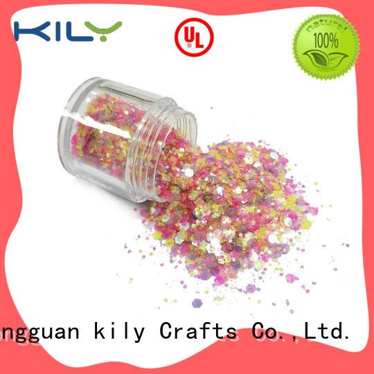KILY hot sale bulk glitter series for Christmas