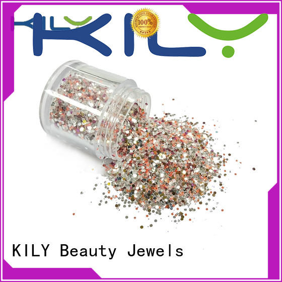 mixed glitter series for carnival KILY