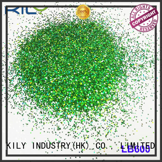 KILY beauty holographic glitter powder series for Halloween