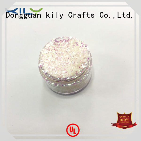 KILY iridescent glitter wholesale for Halloween