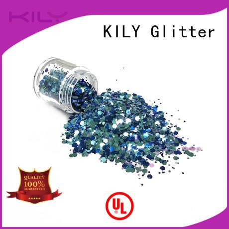 KILY non-toxic fine glitter series for party