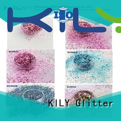 KILY professional glitter powder bulk for handbags