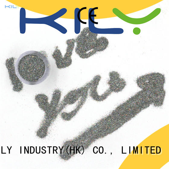 KILY professional holographic eye glitter manufacturer for beach