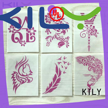 kily Glitter Tattoo Stikcer supplier for face KILY