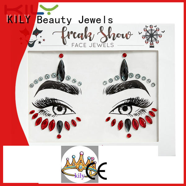 KILY online face gems for kids manufacturer for Christmas