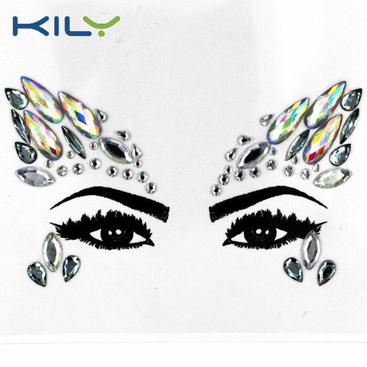 KILY custom eye gems wholesale for sport meeting-1
