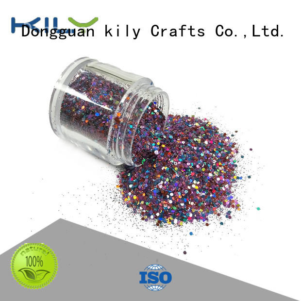 KILY professional bulk glitter wholesale for party