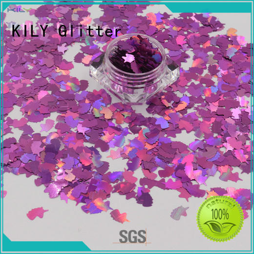 online different shaped glitter shine supplier for party