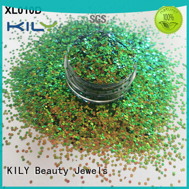 KILY shifting glitter series for carnival