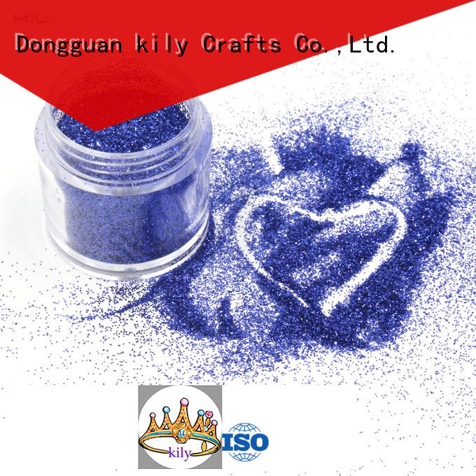 professional fine glitter manufacturer for handicrafts