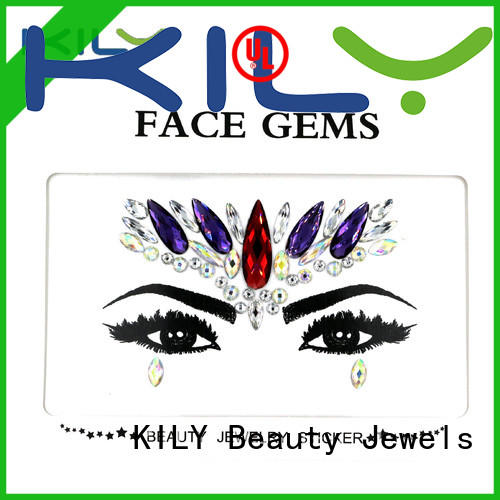 online adhesive rhinestones supplier for Christmas