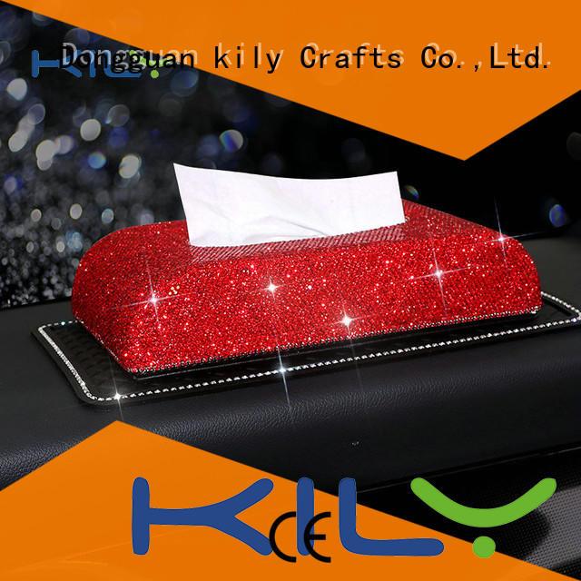KILY tissue box manufacturer for beach