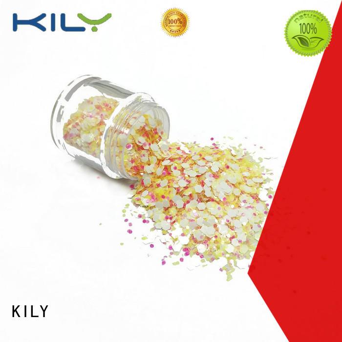 professional glitter powder manufacturer for Christmas