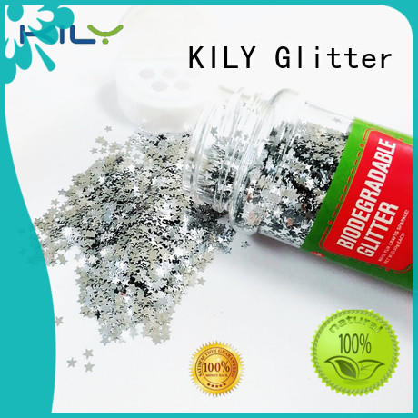 KILY professional glitter manufacturer wholesale for music festival