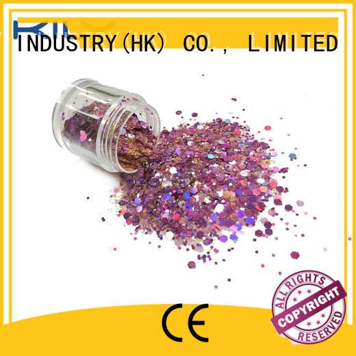 professional bulk glitter lips manufacturer for music festival