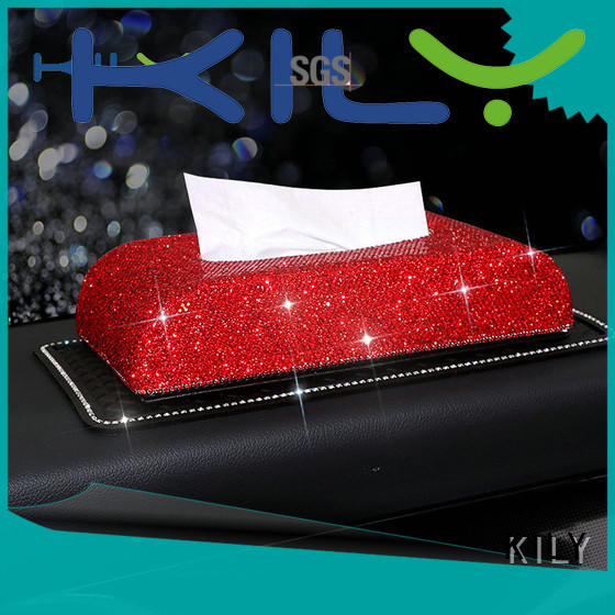 KILY accessories tissue box wholesale for party