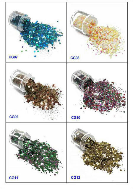 eco-friendly glitter eyes and lips iridescent easy to apply for handicrafts-2