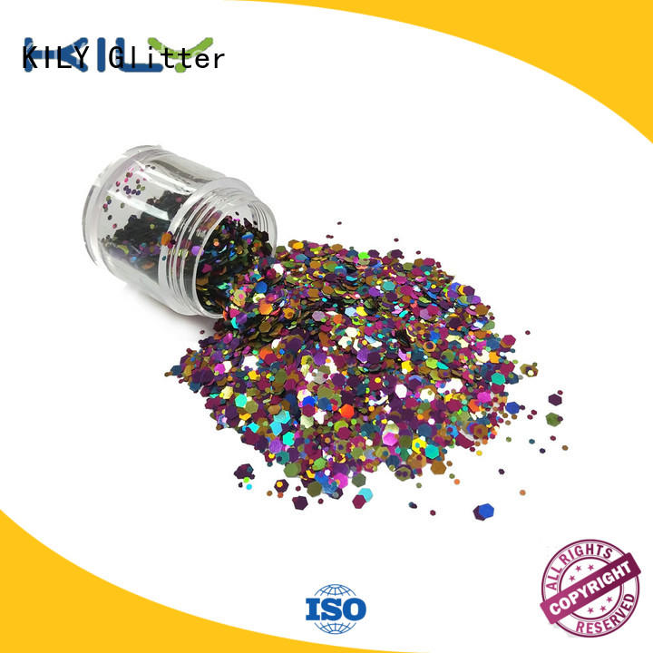 professional glitter powder cg62 wholesale for Christmas
