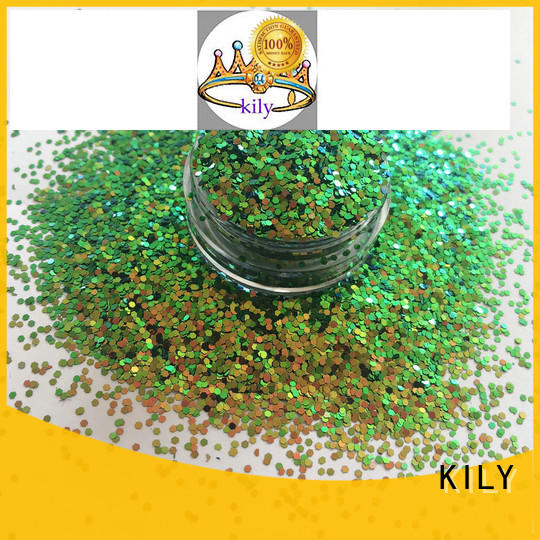 safety shifting glitter change wholesale for Christmas