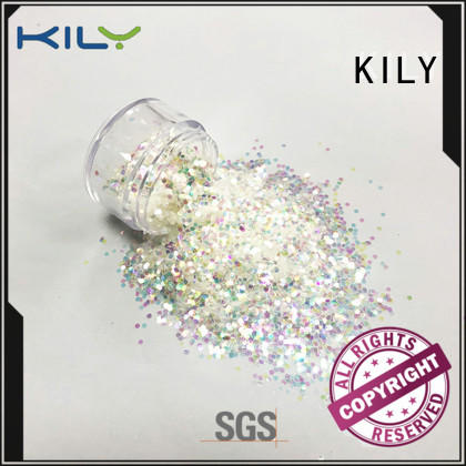 safety iIridescent glitter art series for Christmas
