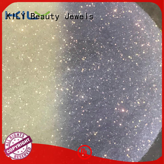 KILY uv glitter wholesale for shoes