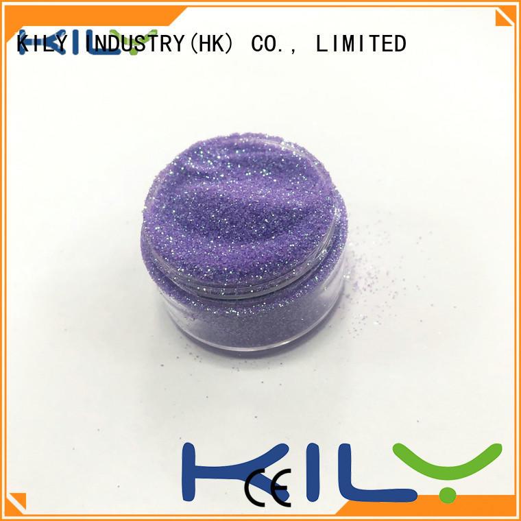 KILY makeup iIridescent glitter manufacturer for carnival