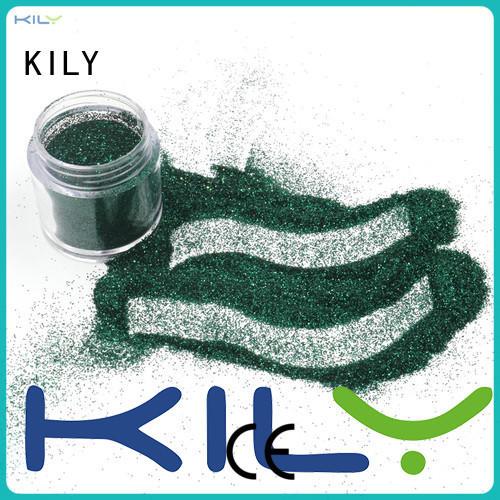KILY fine glitter wholesale for garment