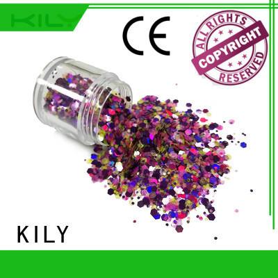 KILY mixed glitter series for music festival