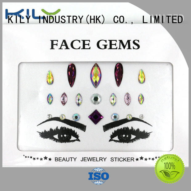 KILY kb1060 fake jewels series for beach