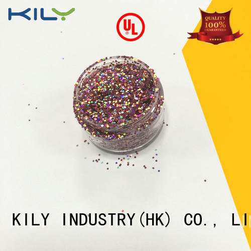 KILY lb200 holographic craft glitter wholesale for Halloween