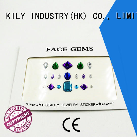 KILY hot sale nail jewels series for Halloween
