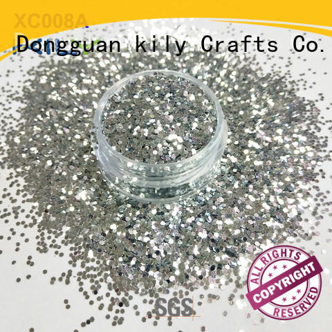 cosmetic body glitter for party KILY