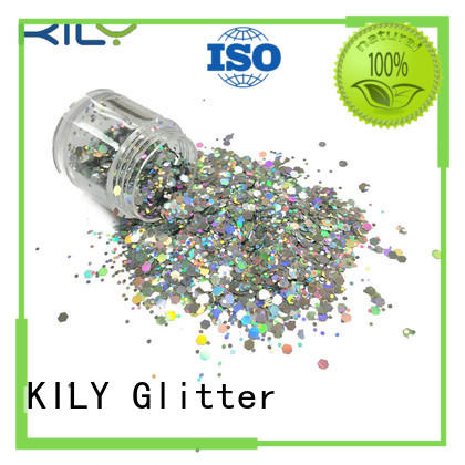 KILY hot sale mixed glitter series for beach