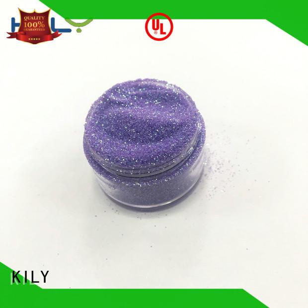 KILY c06 iIridescent glitter supplier for carnival