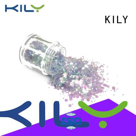 hot sale glitter powder cg47 supplier for beach