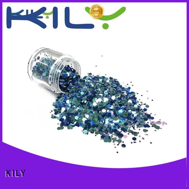 KILY bulk glitter wholesale for music festival