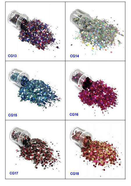 eco-friendly glitter eyes and lips iridescent easy to apply for handicrafts-3