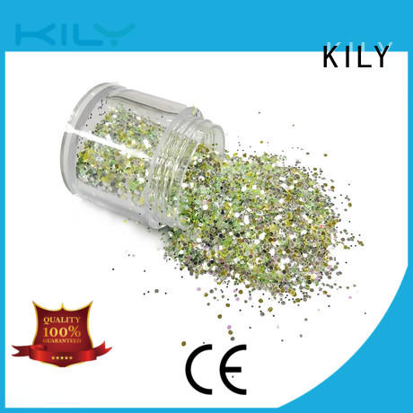 craft glitter supplier for Halloween KILY