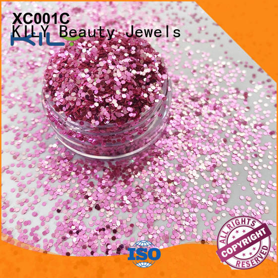 online cosmetic glitter manufacturer for fashion show