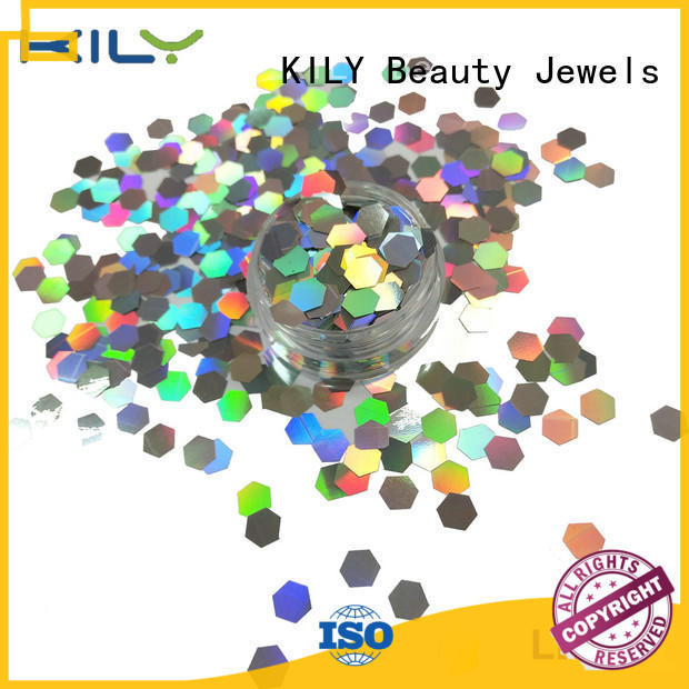 KILY online Holographic Glitter wholesale for carnival