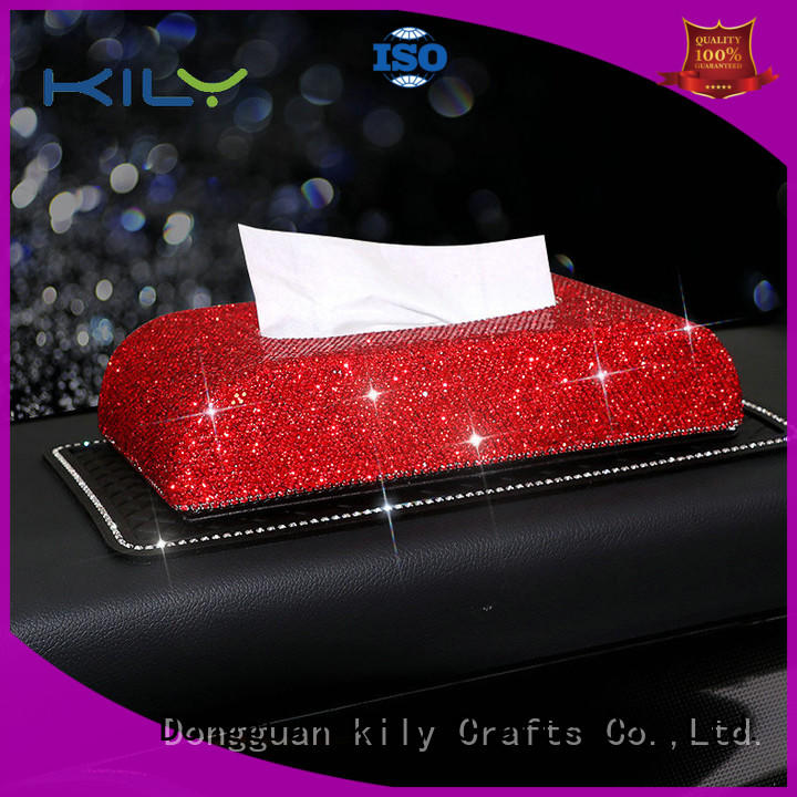 KILY tissue box series for music festival