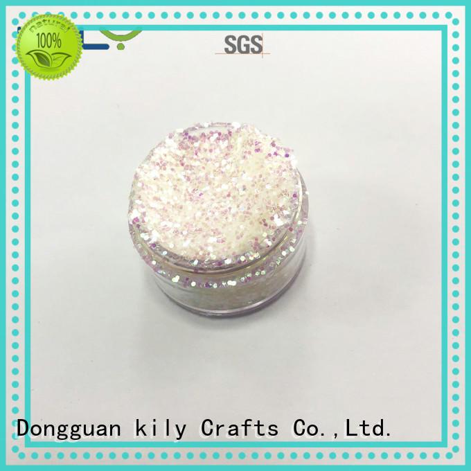 KILY safety iridescent glitter wholesale for music festival