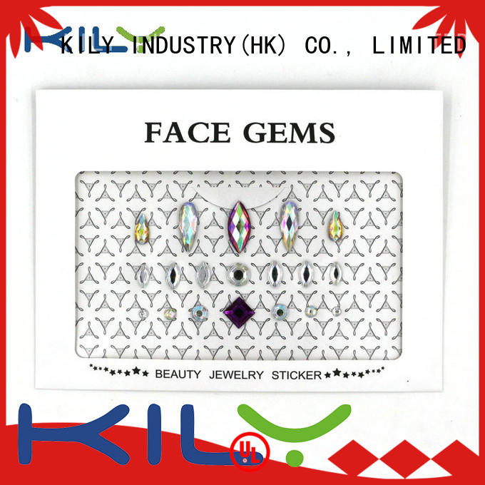 non-toxic craft gems kb1010 wholesale for party